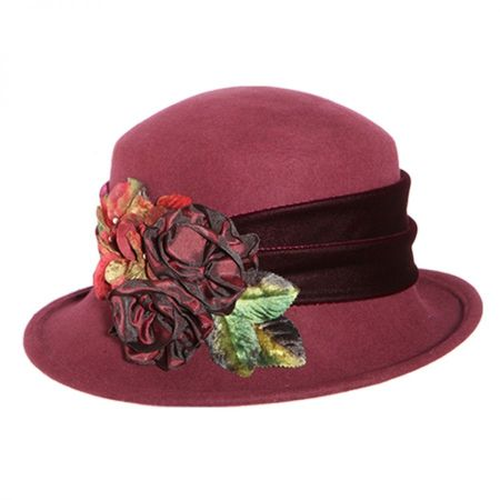 Toucan Collection Rosette Profile Hat
