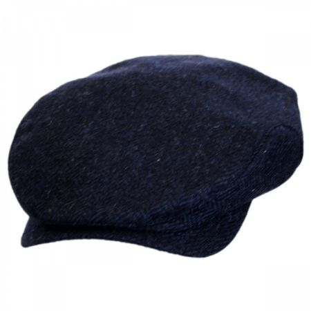 Wigens Caps Herringbone Wool Ivy Cap