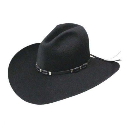 Cisco Wool Felt Western Hat - Made to Order alternate view 5