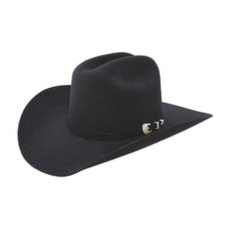 Resistol Bison Collection Spotter Wool and Fur Felt Western Hat - Made to Order