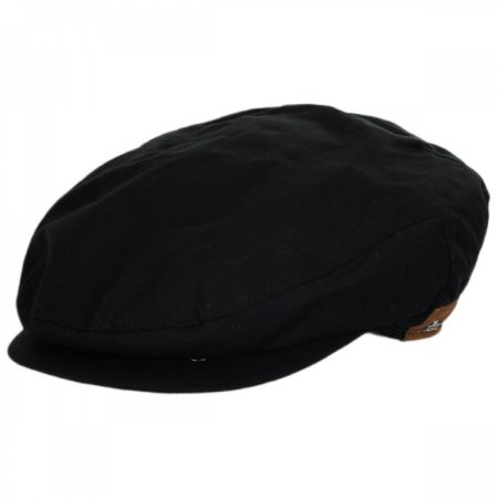 Wigens Caps Wax Cotton Earflap Ivy Cap