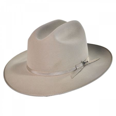 6a7844384 Open Road 6X Fur Felt Western Hat