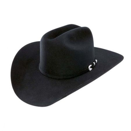 Resistol Double Tuff Fur Felt Western Hat - Made to Order