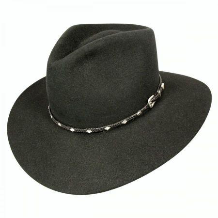 Black Fur Hat at Village Hat Shop de95ac2c8a9