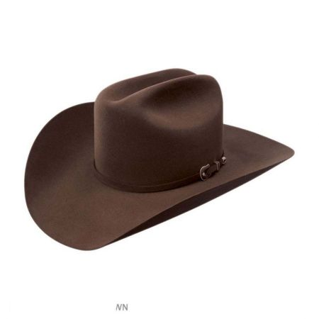 Resistol George Strait Collection City Limits 6X Fur Felt Western Hat - Made to Order