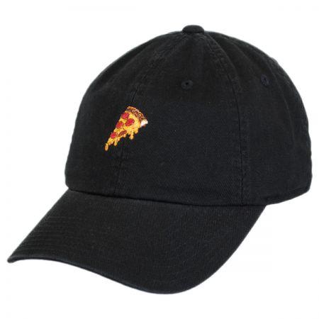 American Needle Micro Pizza Strapback Baseball Cap