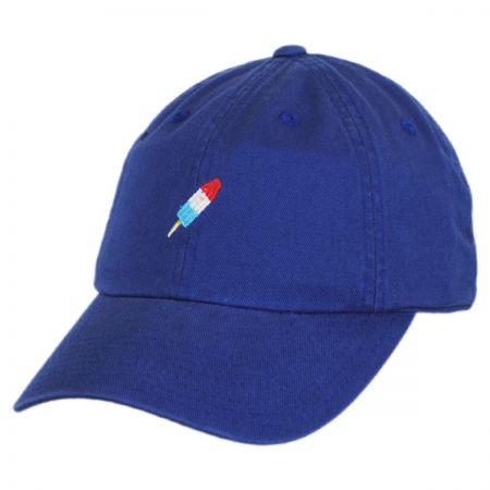 American Needle Micro Rocket Pop Strapback Baseball Cap