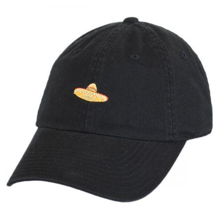 American Needle Micro Sombrero Strapback Baseball Cap