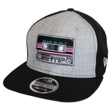 New Era Guardians Mixtape 9FIFTY Snapback Baseball Cap