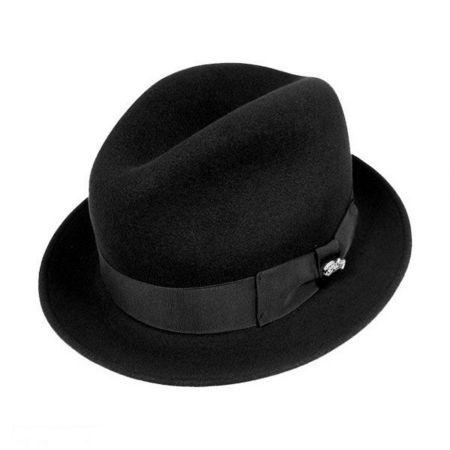 Bailey Barr Wool Felt Fedora Hat