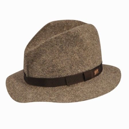 Bailey Dean Packable Wool Felt Fedora Hat
