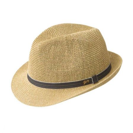 Elliot Straw Fedora Hat alternate view 25