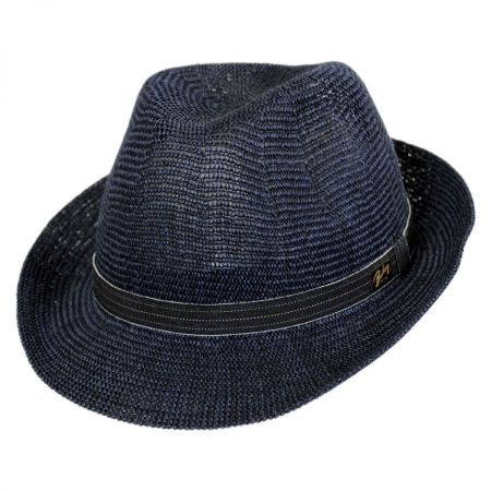 Elliot Straw Fedora Hat alternate view 13