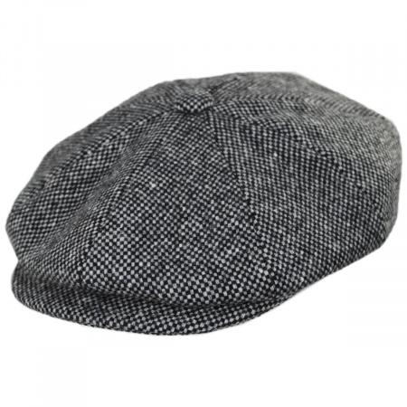 Bailey Galvin Tweed Newsboy Cap
