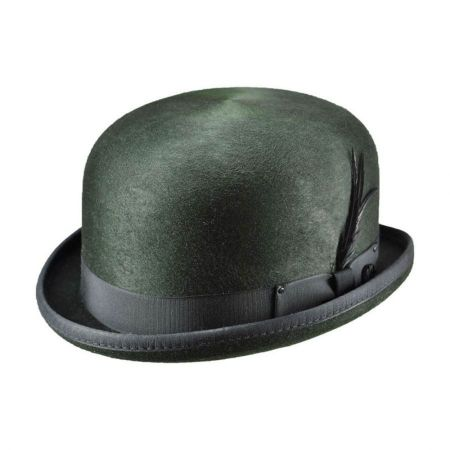 Harker Wool Felt Bowler Hat alternate view 2