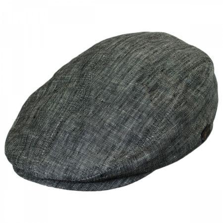 Bailey Harston Linen Ivy Cap