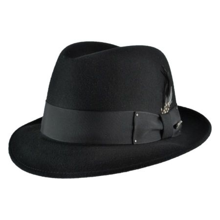 Bailey New Yorker Fedora Hat