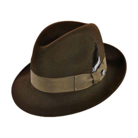 Blixen Wool LiteFelt Fedora Hat alternate view 3
