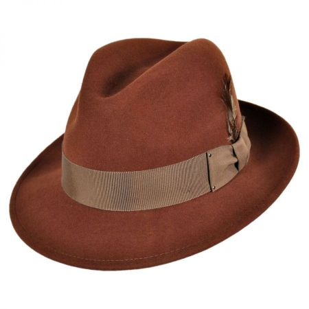 Blixen Wool LiteFelt Fedora Hat alternate view 48
