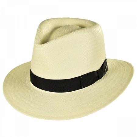 Bailey Spencer Toyo LiteStraw Fedora Hat