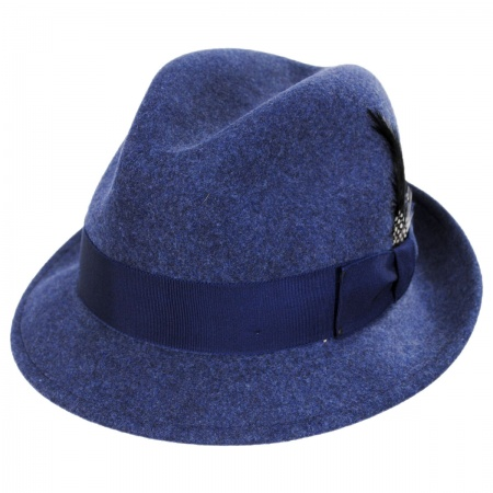 Tino Wool Felt Trilby Fedora Hat alternate view 34