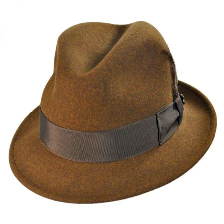 Tino Wool Felt Trilby Fedora Hat alternate view 26