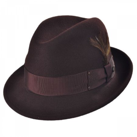 Tino Wool Felt Trilby Fedora Hat alternate view 60