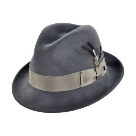 Tino Wool Felt Trilby Fedora Hat alternate view 137