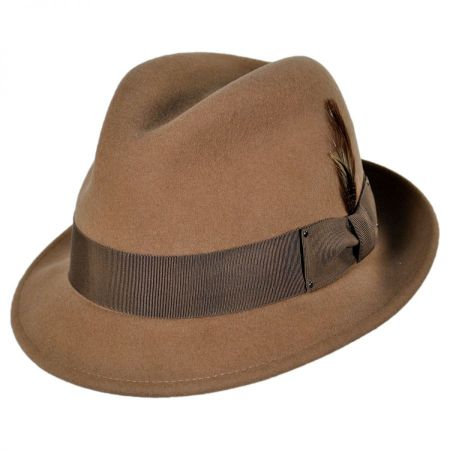 Tino Wool Felt Trilby Fedora Hat alternate view 133