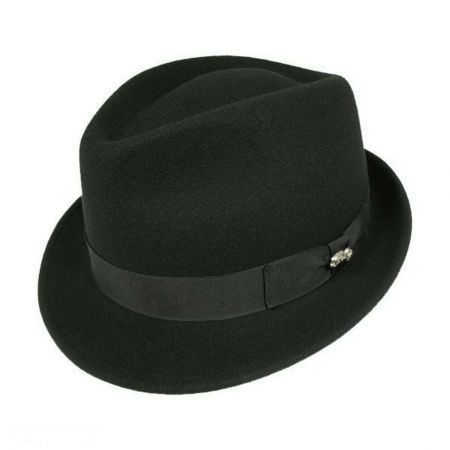 Wynn Wool Felt Fedora Hat alternate view 4