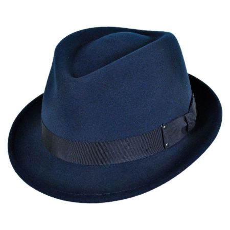 Wynn Wool Felt Fedora Hat alternate view 3