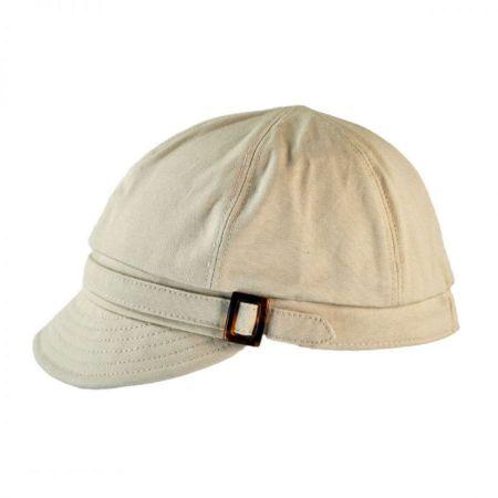 Betmar Aimee Jockey Cap Hat