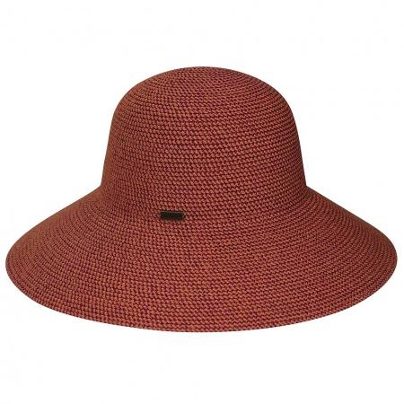 Gossamer Packable Straw Sun Hat alternate view 11