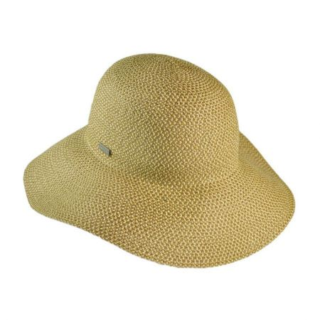 Gossamer Packable Straw Sun Hat alternate view 16
