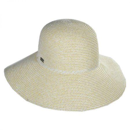 Gossamer Packable Straw Sun Hat alternate view 13