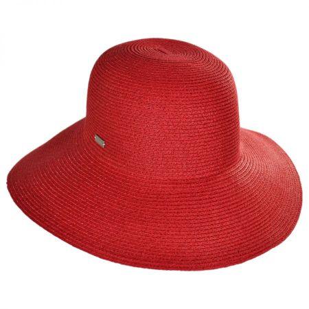Gossamer Packable Straw Sun Hat alternate view 18