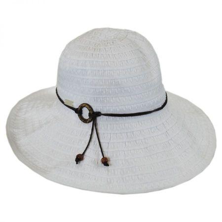 Betmar Safari Ribbon Roller Hat
