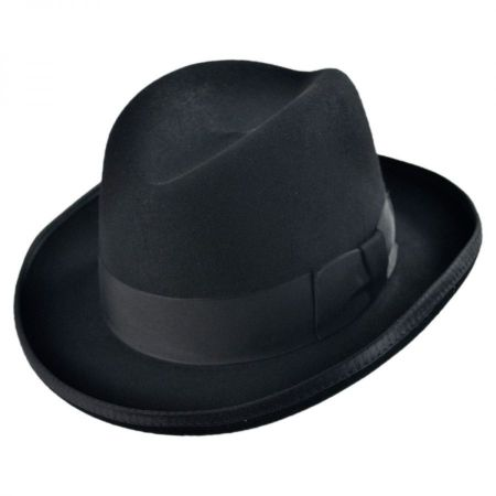 Bollman Hat Company 140 - 1900s Homburg - Made to Order