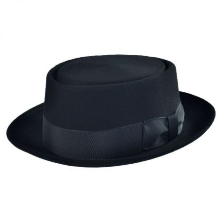 140 - 1940s Pork Pie Hat alternate view 1