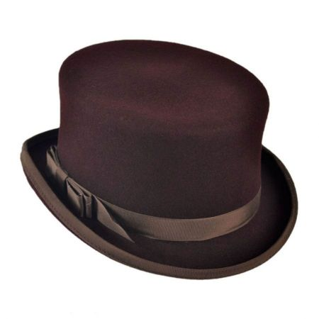 Bollman Hat Company Heritage Collection 1880s Equestrian Hat - Made to Order