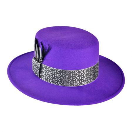 Heritage Collection 1980s Uptown Girl Wool Felt Hat
