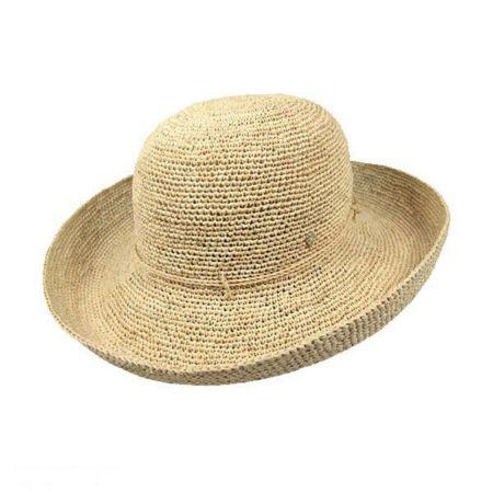 Helen Kaminski Provence 12 Raffia Straw Sun Hat