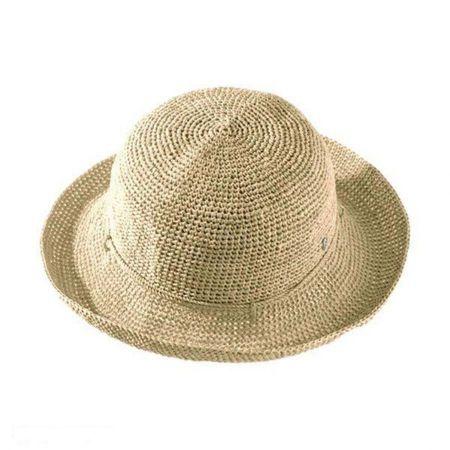 Provence 8 Raffia Sun Hat alternate view 2