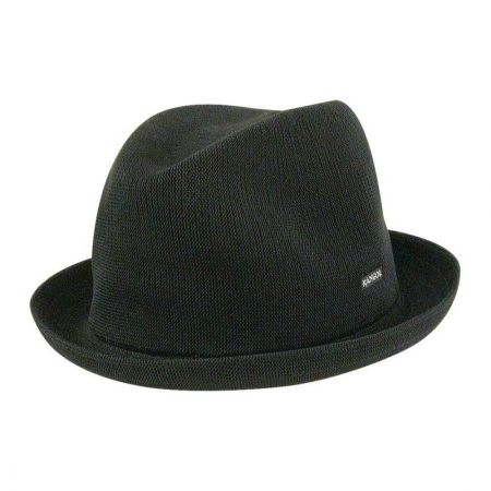 Tropic Playa Stingy Brim Fedora Hat alternate view 2