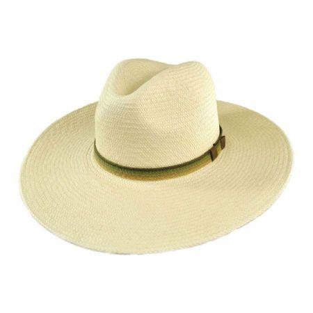 Pantropic Napa Sunblocker Panama Straw Sun Hat