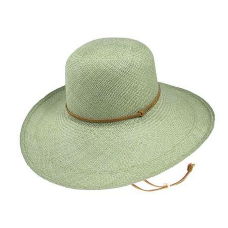 Gaucho Panama Straw Sun Hat alternate view 5