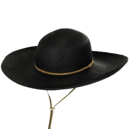 Gaucho Panama Straw Sun Hat alternate view 1