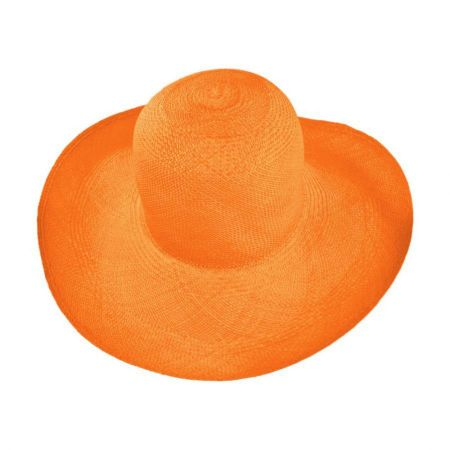 Panama Straw Floppy Hat alternate view 12