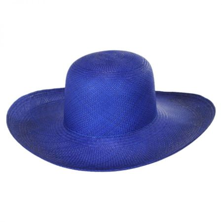 Panama Straw Floppy Hat alternate view 5