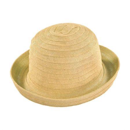 Pantropic Sebastopol Toyo Straw Sun Hat